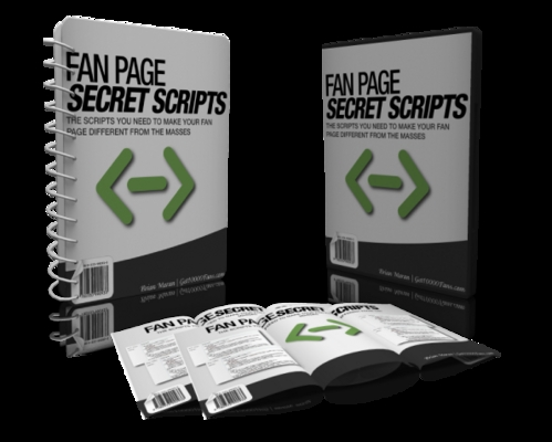Product picture 10 Facebook FBML Scripts