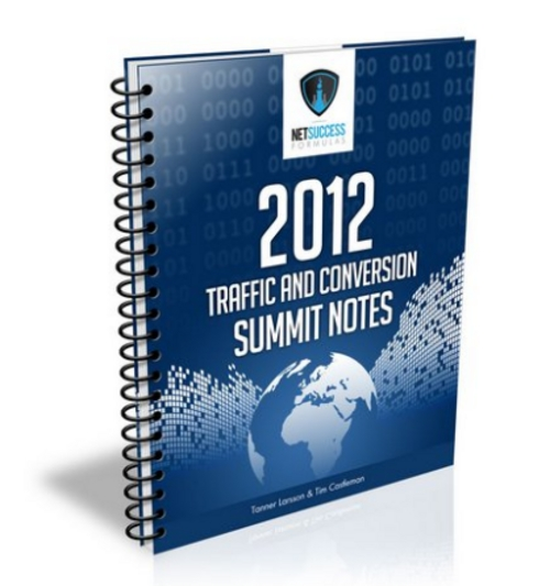 Product picture Steal Oour $3000 2012 Traffic & Conversion Notes